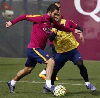 Barcelona, gata sa renunte la un jucator important: Sefii clubului vor sa scape de el