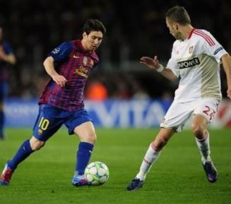 """Barcelona, in sferturile Champions League dupa """"masacrul"""" de pe Camp Nou"""