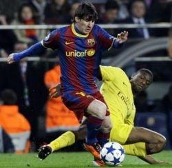 Barcelona, in sferturile Ligii Campionilor. Arsenal acuza arbitrajul