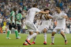 Barcelona, victorie chinuita, Real Madrid, succes deplin. Ce au facut marile rivale din Spania