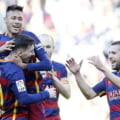 Barcelona, victorie la scor in Spania: Messi si Neymar au facut spectacol