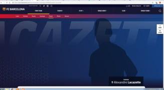 Barcelona a anuntat din greseala pe site-ul oficial transferul unui atacant de top!