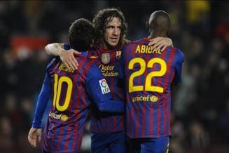 Barcelona a batut din nou Realul pe Bernabeu