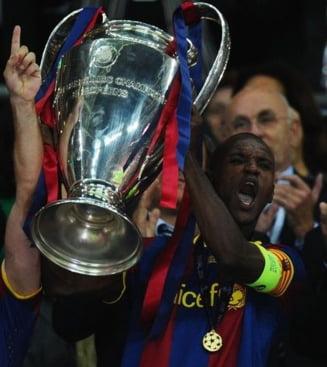 "Barcelona a castigat Liga Campionilor! ""Catalanii"" au zdrobit Manchester pe Wembley"