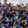Barcelona a facut eventul in Spania