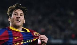 Barcelona a invins Realul in Liga Campionilor! Messi, din nou senzational