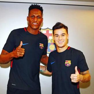 Barcelona a transferat un fotbalist care a dat probe la... FC Vaslui!