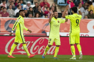 Barcelona castiga greu in Primera