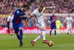 Barcelona castiga la Real Madrid in El Clasico in ultimul minut de joc