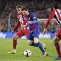Barcelona castiga la limita marele derbi cu Atletico Madrid si devine noua lidera a Spaniei