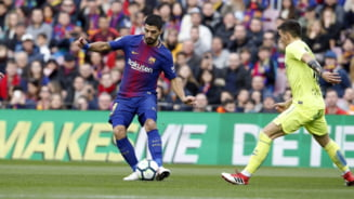 Barcelona face al doilea pas gresit consecutiv in La Liga