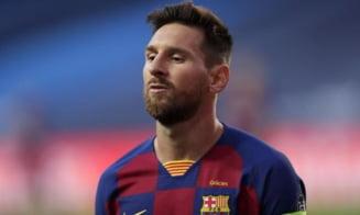 Barcelona fara Messi!