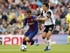Barcelona invinge Valencia si doboara un record de peste 30 de ani in Spania