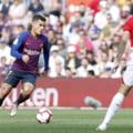 Barcelona mai face un pas gresit in Primera Division