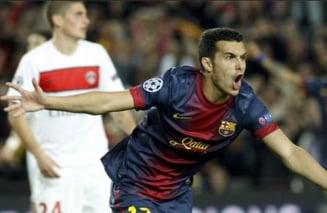 Barcelona merge cu mari emotii in semifinalele Ligii Campionilor (Video)
