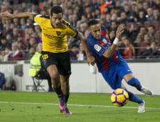 Barcelona pierde inexplicabil la Malaga si poate rata titlul