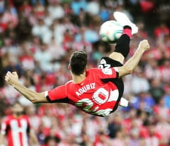 Barcelona pierde la Bilbao dupa un gol de poveste al unui atacant de 38 de ani
