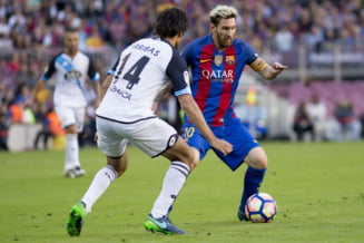Barcelona pierde meciul cu trupa lui Florin Andone, imediat dupa revenirea senzationala cu PSG, din Liga Campionilor