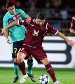 Barcelona s-a impiedicat din nou de Rubin Kazan