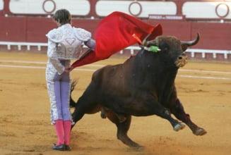 Barcelona se desparte de luptele cu tauri: Duminica, ultima corida