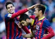Barcelona si Real Madrid, spectacol in Primera Division