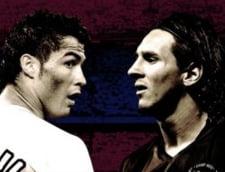 Barcelona si Real Madrid, victorii impresionante. Show Messi si Ronaldo