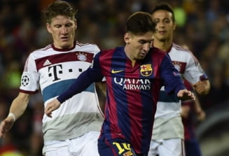 Barcelona striveste Bayern Munchen in semifinalele Ligii Campionilor
