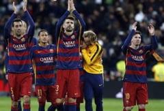 Barcelona zdrobeste Roma in Champions League
