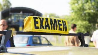 Barlad: se schimba locul de plecare la examenul auto pentru soferii din categoria B