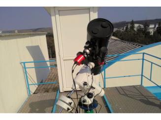 Barladul are cel mai mare si modern telescop din tara