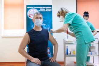 Barna: In urmatoarele doua-trei luni, probabil vom epuiza doritorii de vaccin si apoi va incepe lupta sa-i convingem pe cei din jurul nostru care cred tampeniile pe care le citesc pe internet