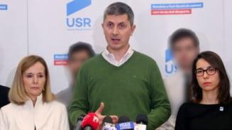 Barna Ilie - gaura pustie! USR, falimentul votului moral.