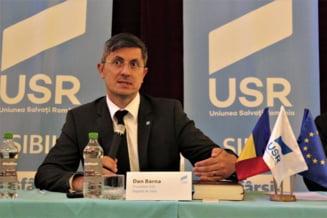 Barna sustine ca s-a inteles cu Orban pentru candidati comuni in unele judete. Propunerile USR pentru Sectoarele din Bucuresti nu sunt batute in cuie