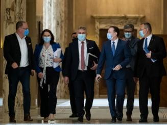 Barometrul vizibilitatii ministrilor. Premierul Citu conduce detasat dupa demiterea lui Vlad Voiculescu