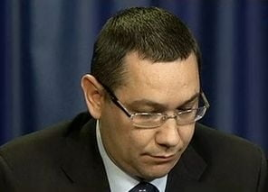 Baroul Bucuresti: Ponta a devenit avocat in baza doctoratului plagiat