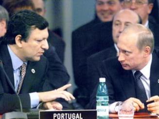 Barroso: Putin vrea sa aiba controlul total al Ucrainei