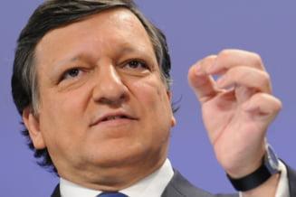 Barroso: Restrictiile aplicate muncitorilor romani in UE vor fi eliminate la 31 decembrie
