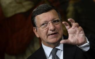 Barroso: Romania indeplineste criteriile aderarii la Schengen
