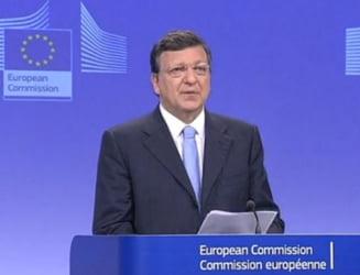 Barroso: Romania s-a indepartat de la marginea prapastiei. Un nou raport, la sfarsitul anului