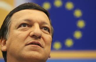 Barroso: Toate statele din UE ar trebui sa adopte moneda euro