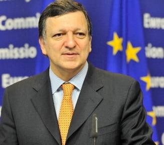 Barroso asteapta sa coopereze cu Ponta si Basescu