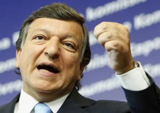 Barroso da asigurari ca amenintarea existentiala impotriva euro a fost depasita
