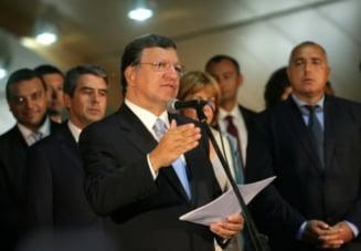 Barroso sustine ca Bulgaria este pregatita pentru Schengen
