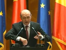 Basescu: Acum caut in calculatoare sa nu am documente secrete si sa le sterg (Video)