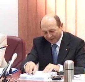 Basescu: Am vazut magistrati predispusi sa aplece urechea la influenta politicului