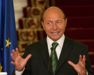 Basescu: Ambitiile din Vechea Europa s-au facut praf. Romania are o viziune corecta de 8 ani