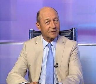 Basescu: Antonescu si Ponta nu pot servi tara ca mine