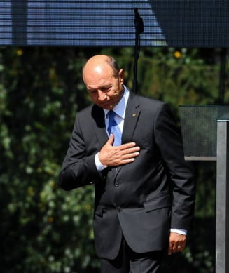 Basescu: Armata Romana a dobandit un binemeritat loc printre fortele militare ale lumii