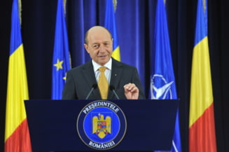 Basescu: As vrea o Comisie Europeana mult mai puternica in relatia cu guvernele