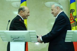 Basescu: Aspiratiile europene ale Republicii Moldova vor fi mereu proiectul meu de suflet (Video)